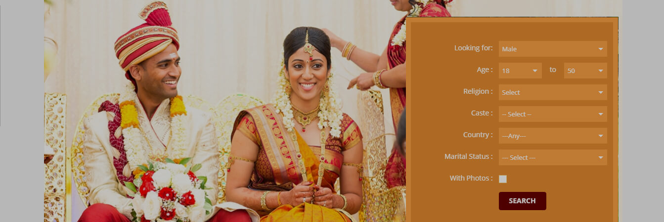 Matrimonial Website Company in Chennai, Matrimony Web Design Company, PHP Matrimonial Website Chennai